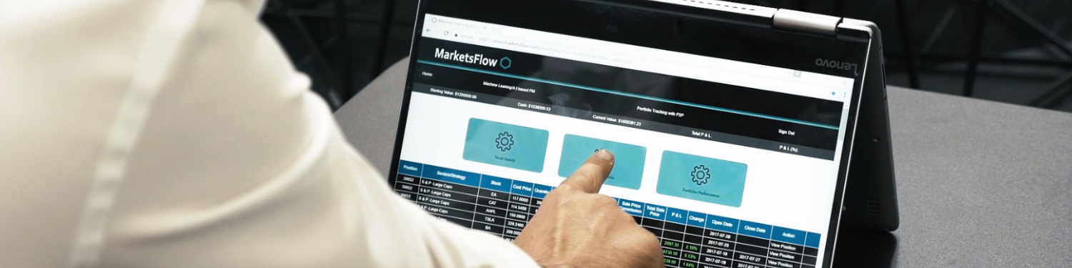 Why we think MarketsFlow is fairly valued at £3.6m and our unique offering.