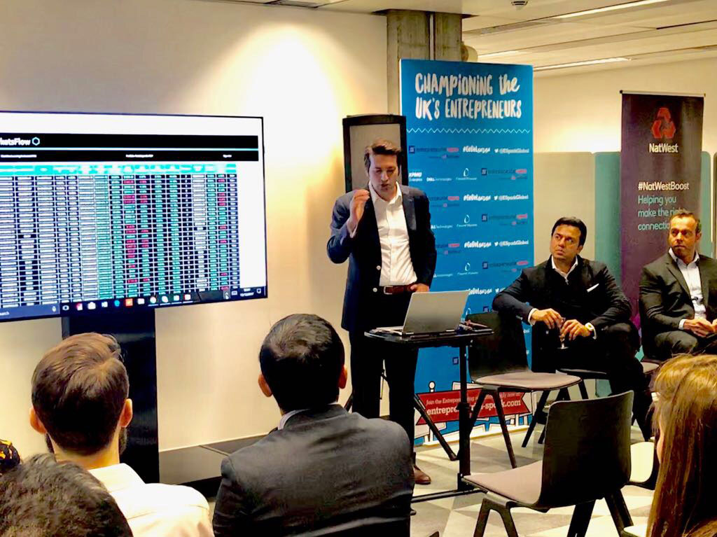 MarketsFlow Investor Event in London – December 13 2017