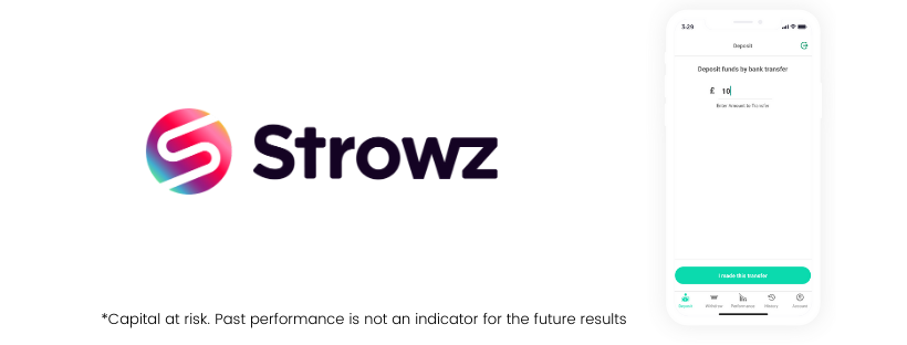 Strowz: The Investment Manager in your pocket